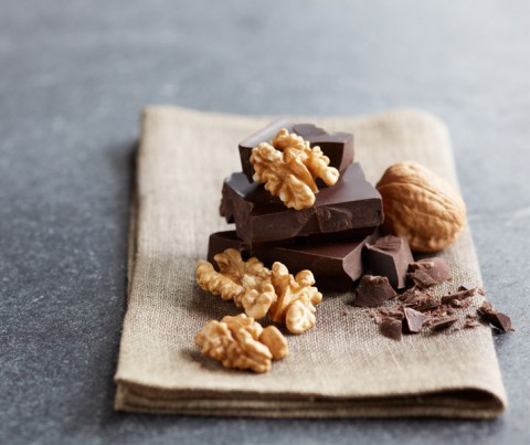 호두, 초콜릿 이미지
